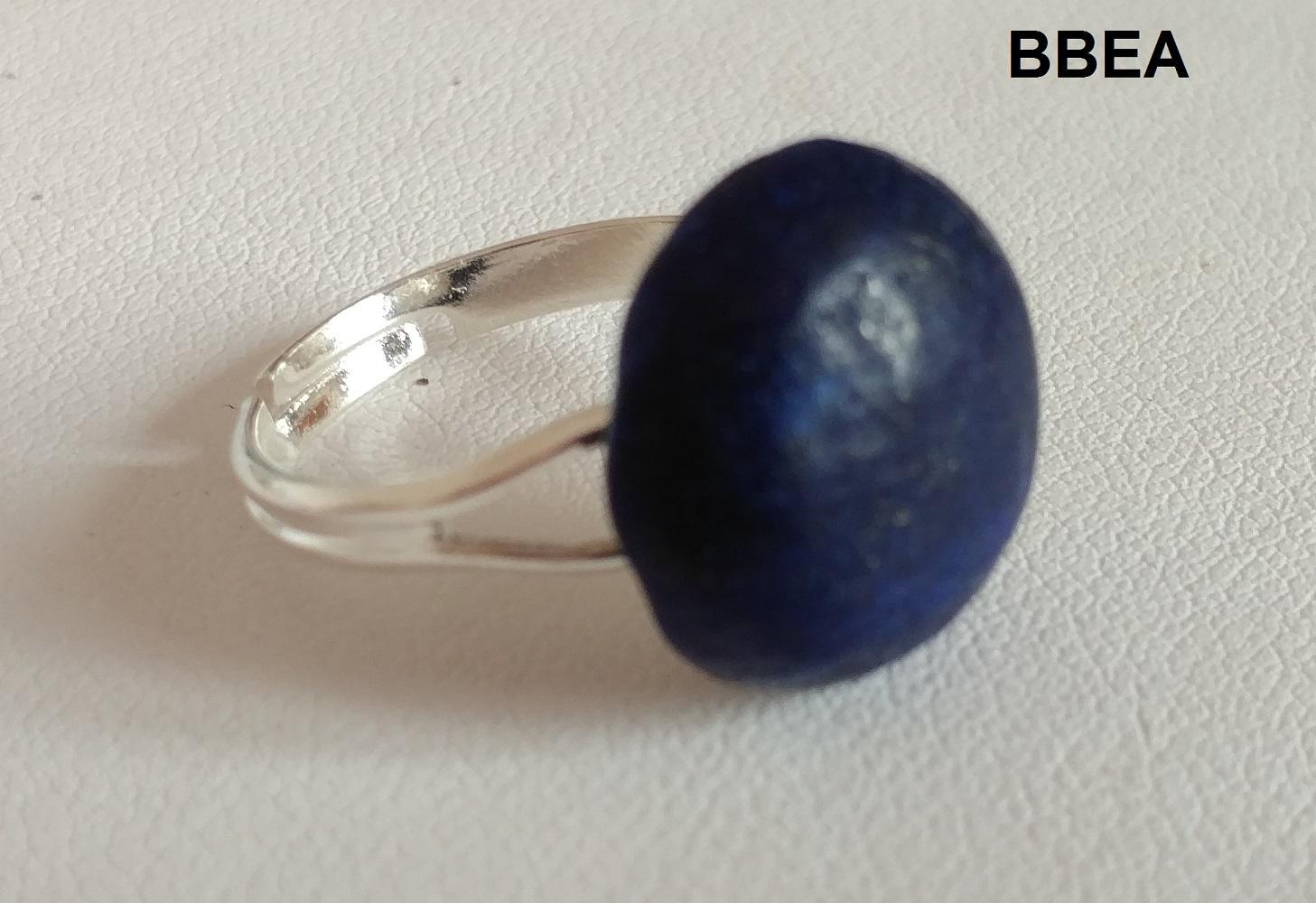 Bague lapis lazuli 4