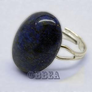Bague lapis lazuli 4014