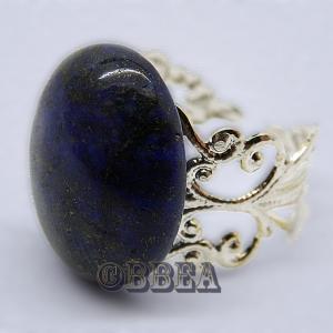 Bague lapis lazuli 4015