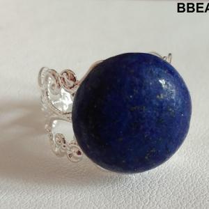 Bague lapis lazuli 6 1