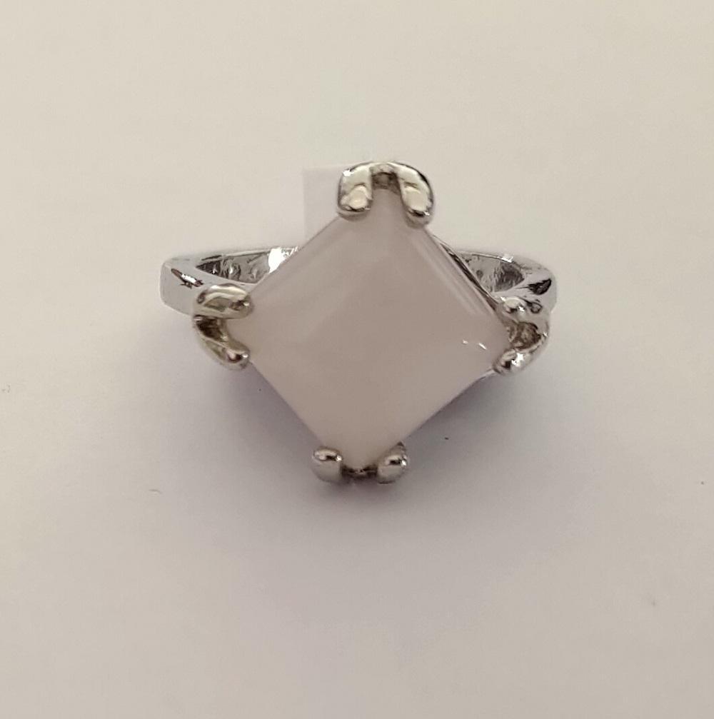 Bague quartz rose 2 3