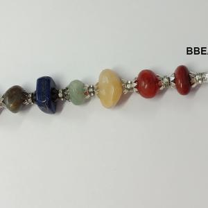 Baton d energie 7 chakras et cristal de roche 1