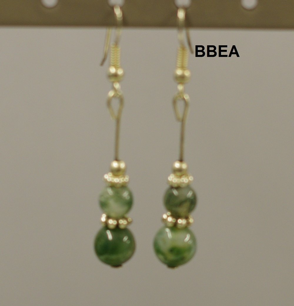 Boucles agate mousse 1