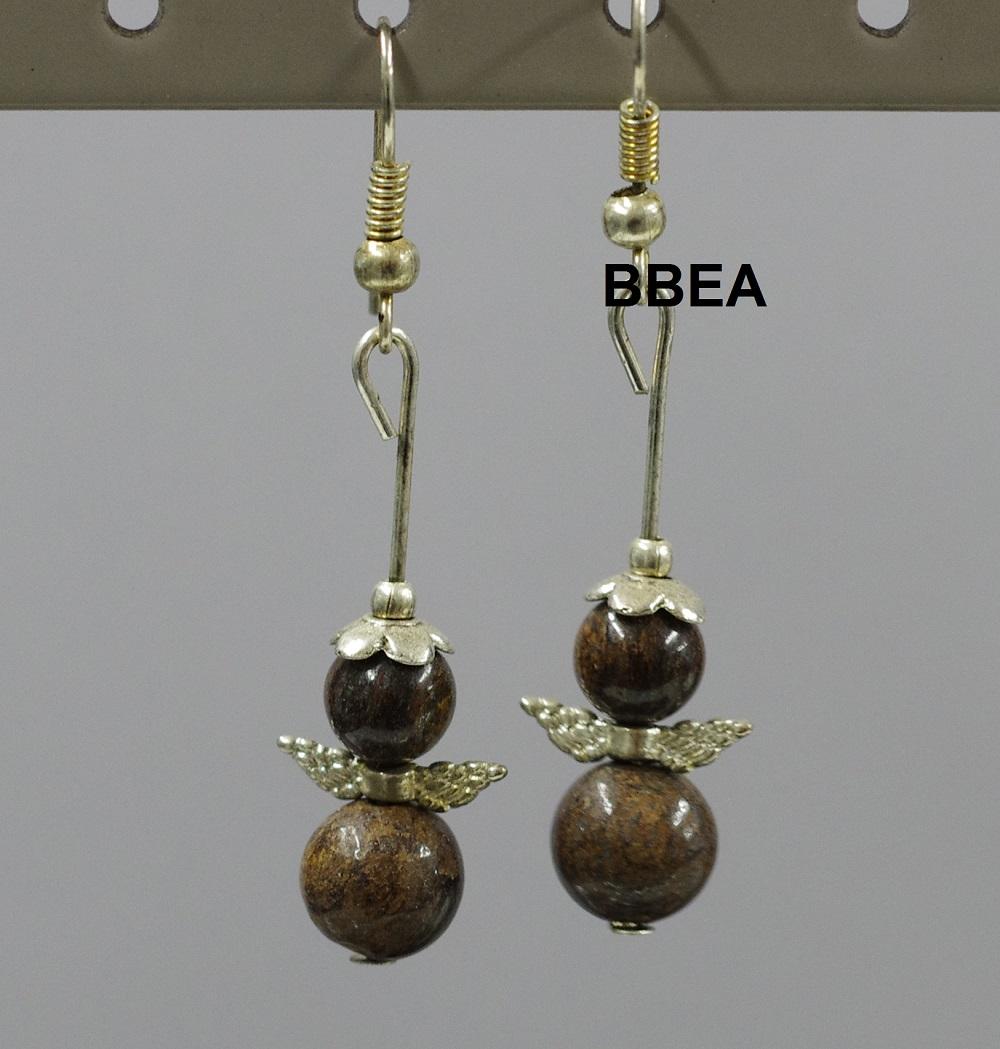Boucles bronzite