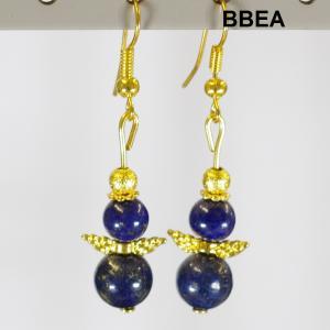 Boucles lapis lazuli 1 1