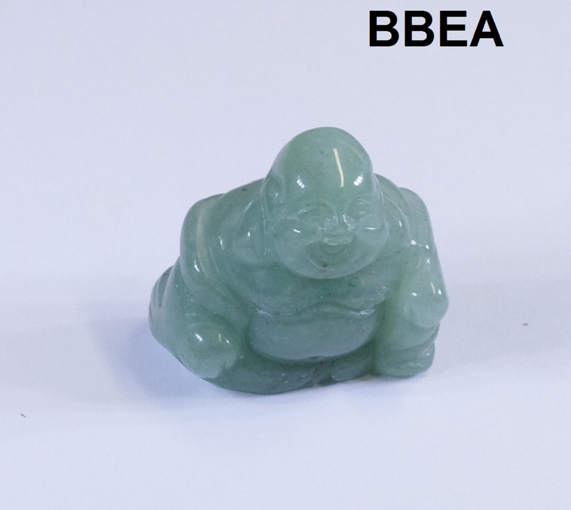 Bouddha aventurine verte