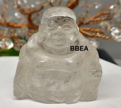 Bouddha cristal 1