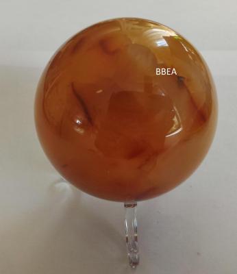 Boule cornaline