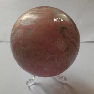 Boule rhodocrosite 7 cm 549g