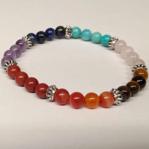 Bracelet 7 chakras 1