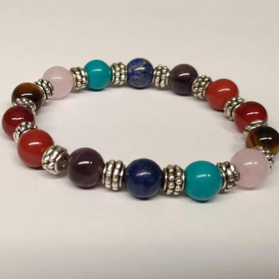 Bracelet 7 chakras 10