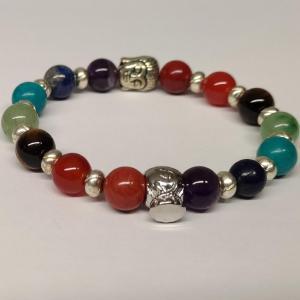 Bracelet 7 chakras 11