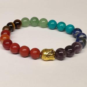 Bracelet 7 chakras 3 1