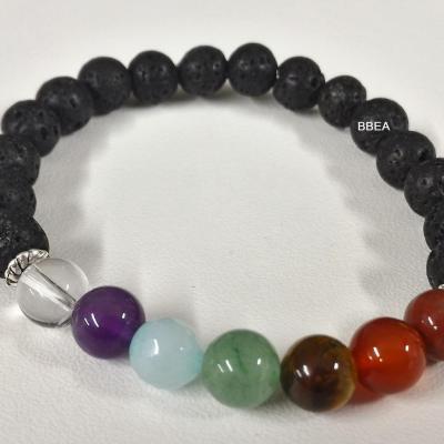 Bracelet 7 chakras 4