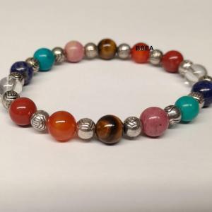 Bracelet 7 chakras 5 1