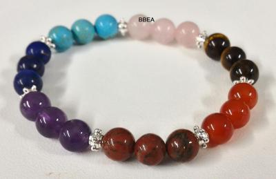 Bracelet 7 chakras 5