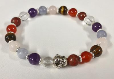 Bracelet 7 chakras 6