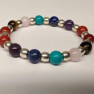 Bracelet 7 chakras 7 1