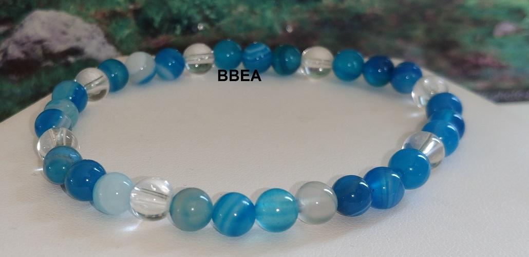 Bracelet agate 1 1