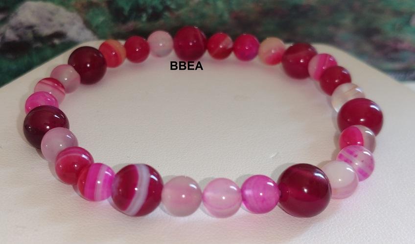 Bracelet agate 2 2