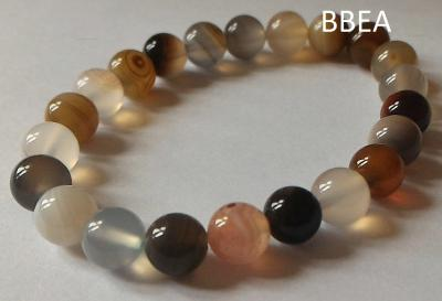 Bracelet agate botswana 3