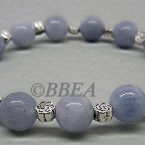 Bracelet aigue marine 3649