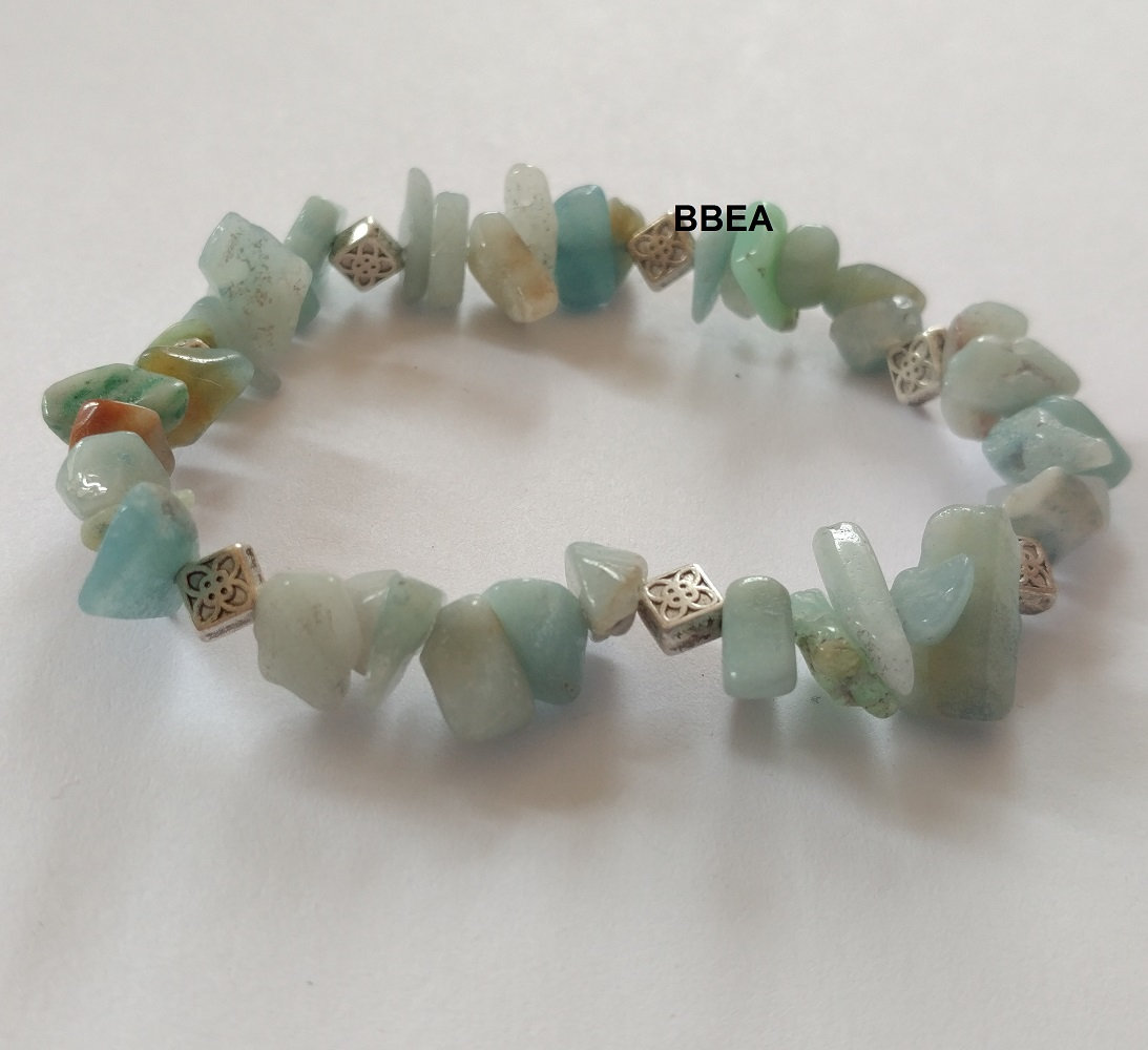 Bracelet amazonite 3