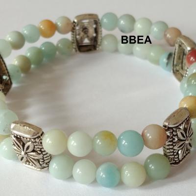 Bracelet amazonite 5