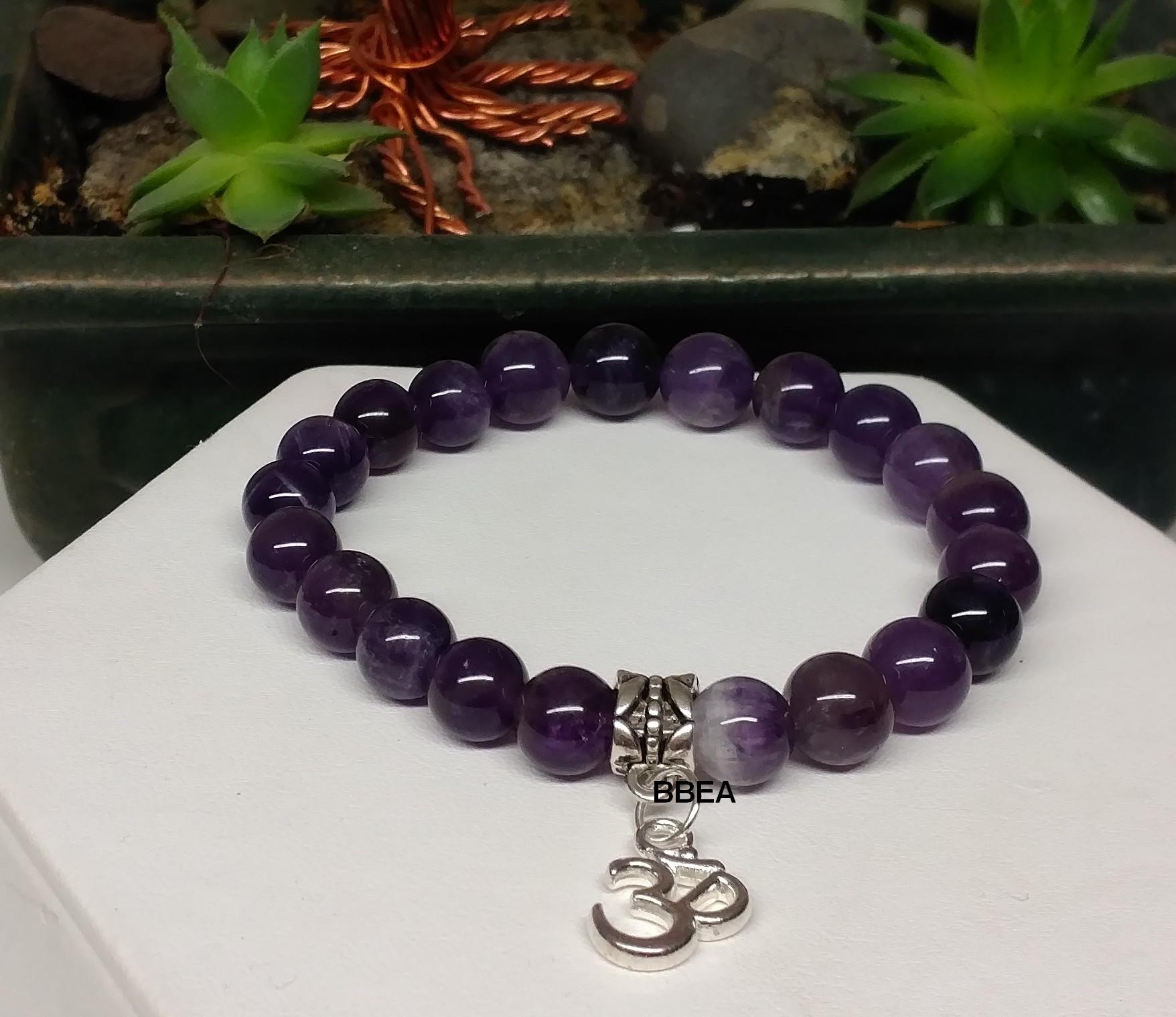 Bracelet amethyste 1 1