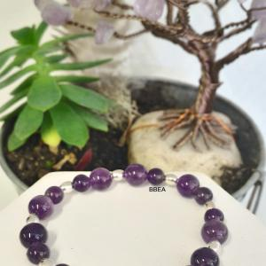 Bracelet amethyste 2 1