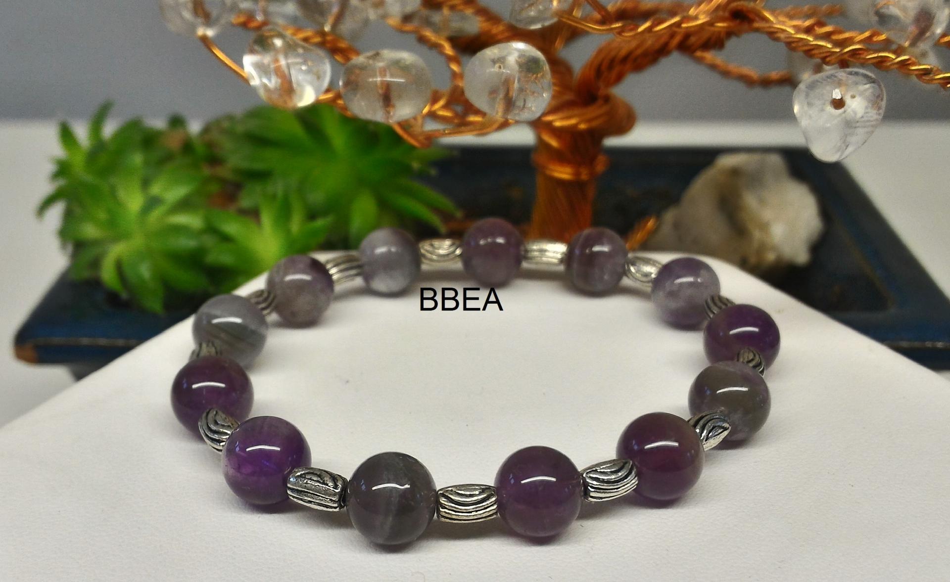 Bracelet amethyste 2 3