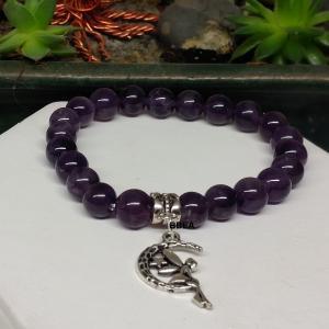 Bracelet amethyste 2 4
