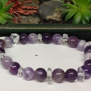Bracelet amethyste 2 5