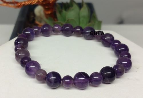 Bracelet amethyste 3 2