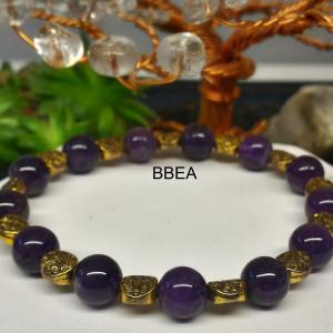 Bracelet amethyste 3
