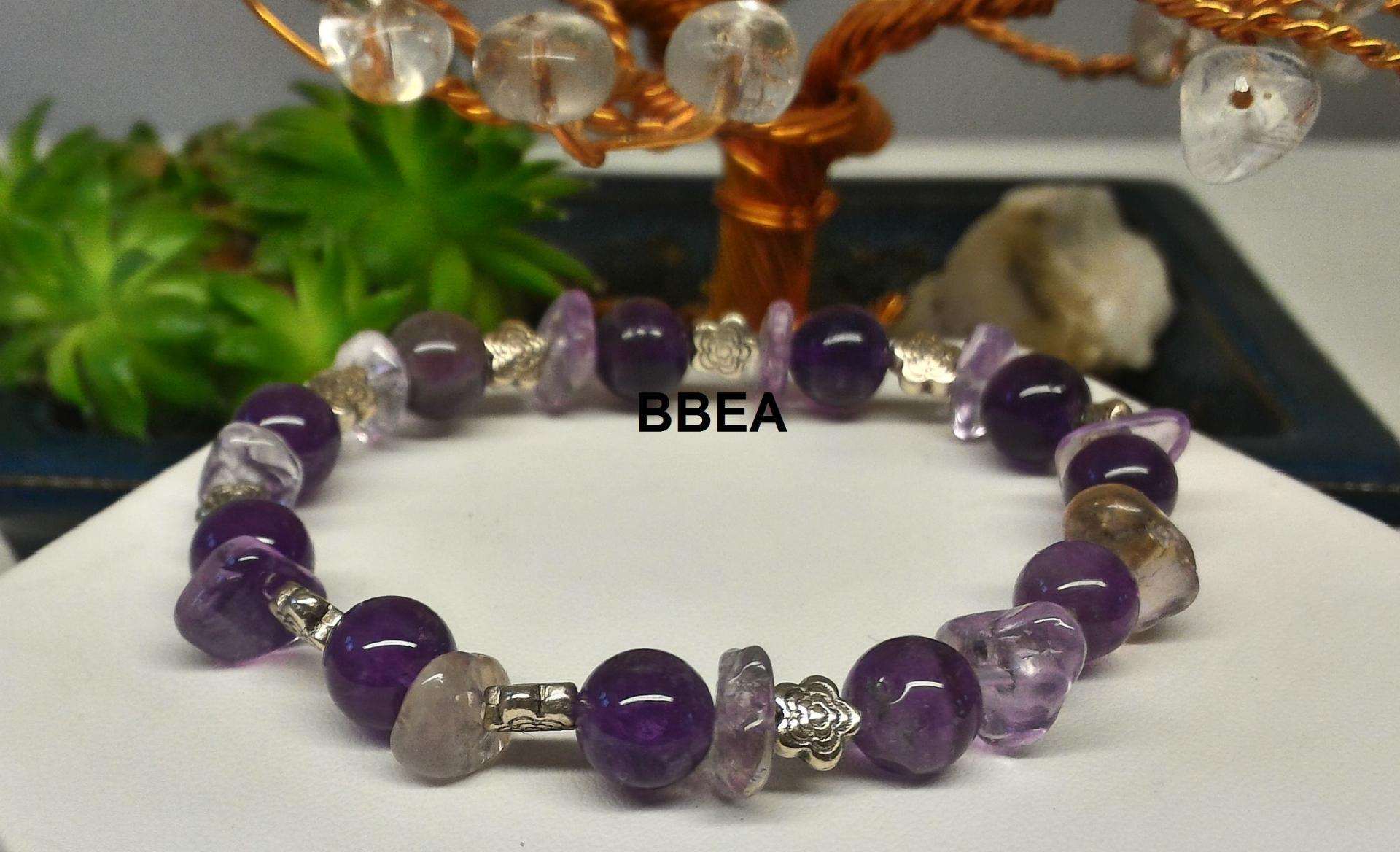 Bracelet amethyste 4 1