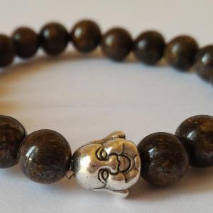 Bracelet bronzite 1