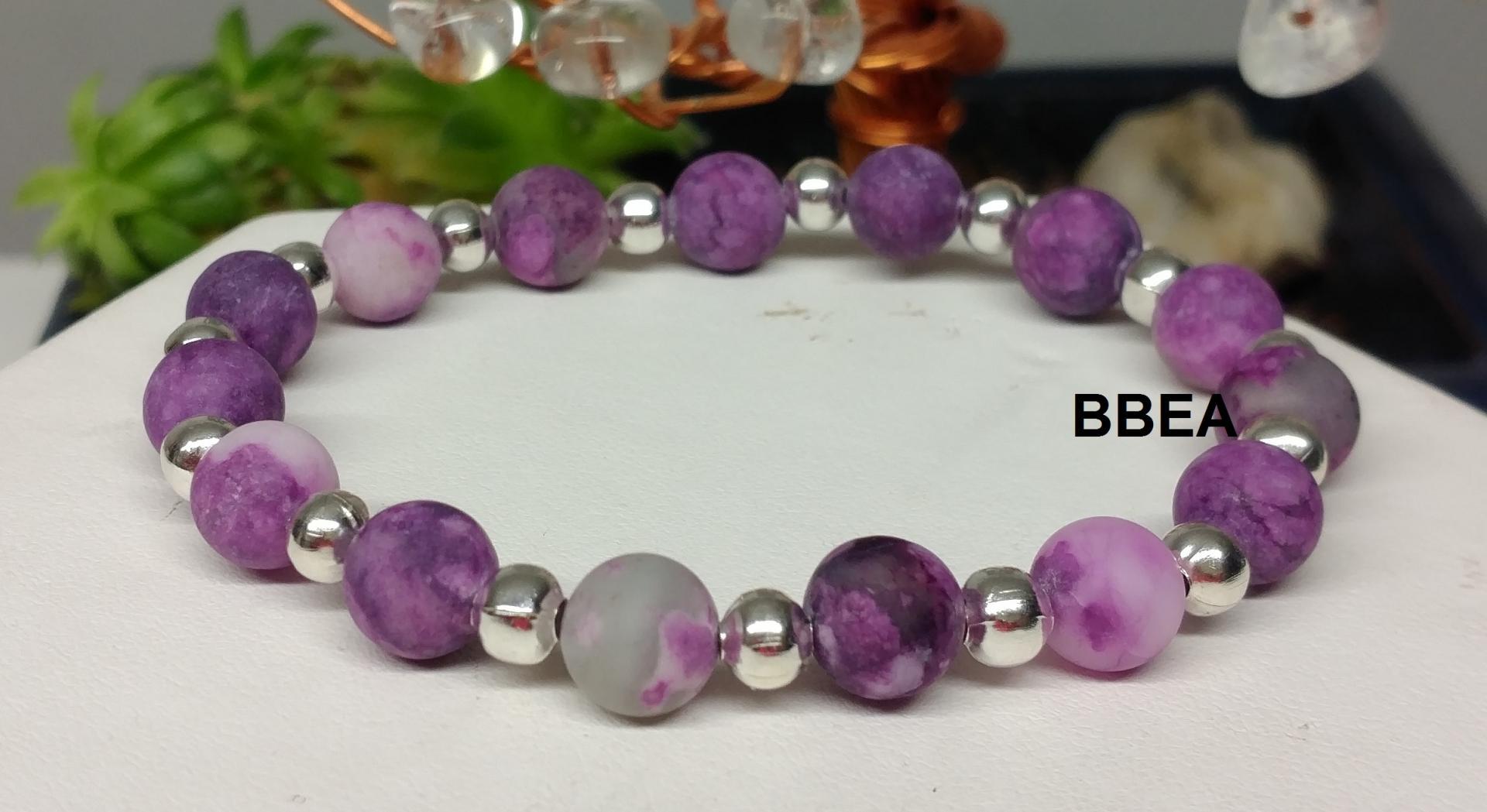 Bracelet charoite 1