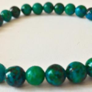 Bracelet chrysocolle 3
