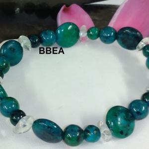 Bracelet chrysocolle 5