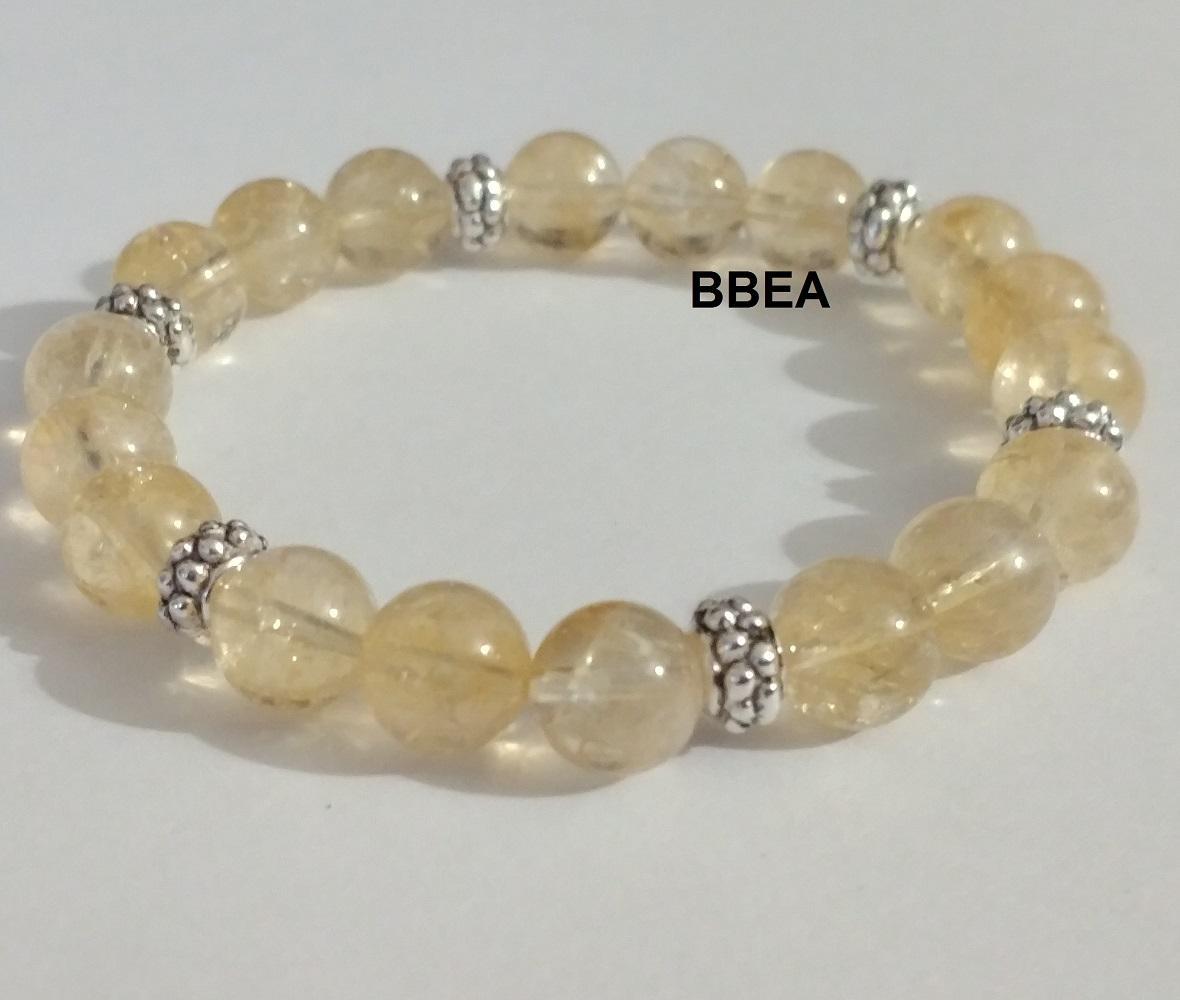 Bracelet citrine 1 2