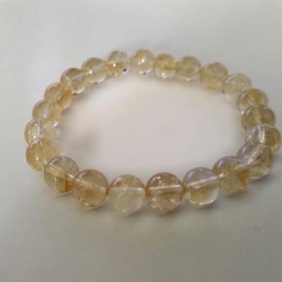 Bracelet citrine 3