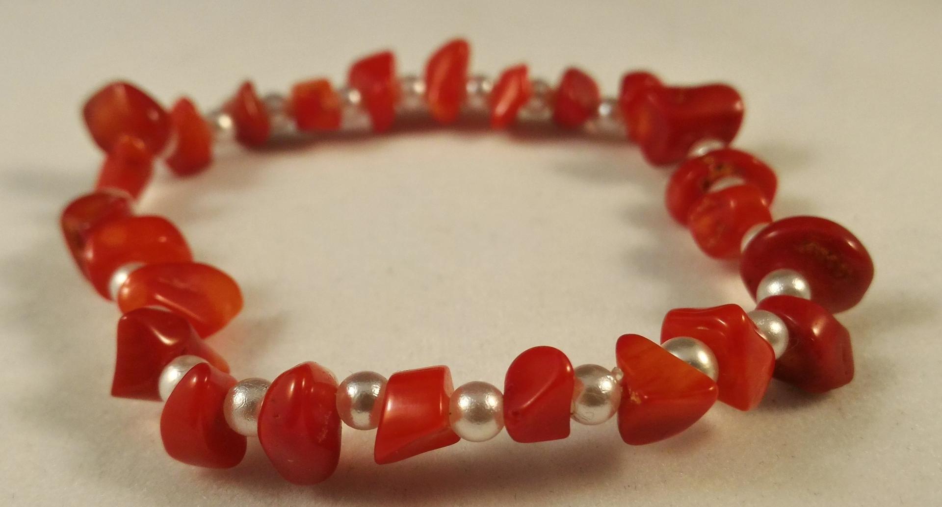 Bracelet corail 2 1