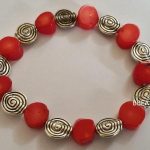 Bracelet corail 2 3