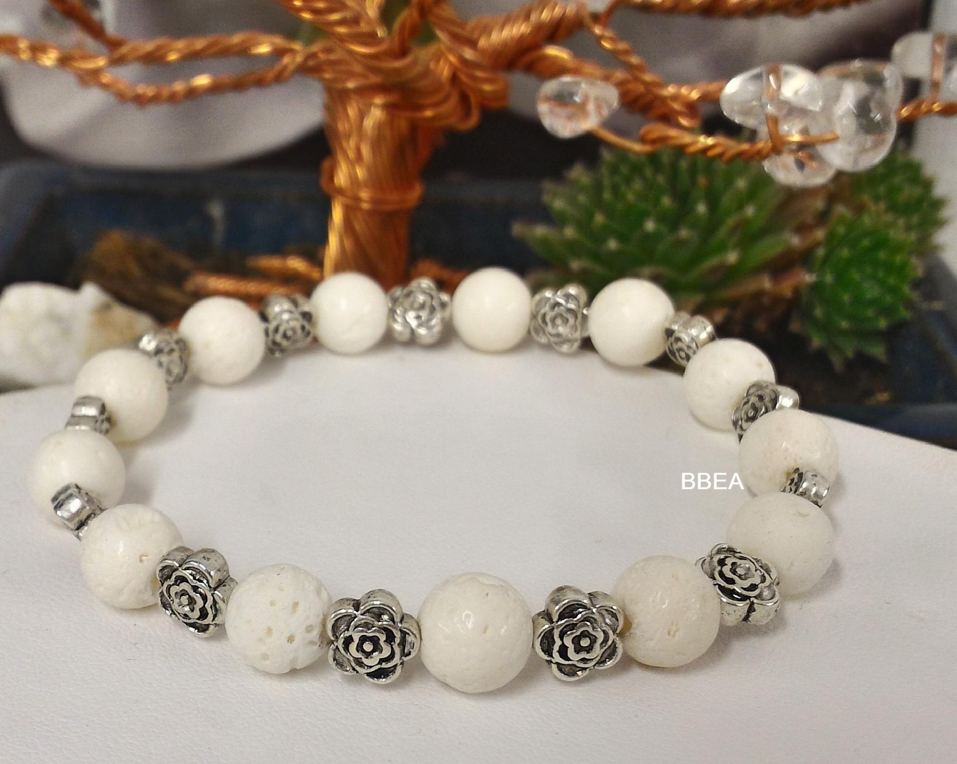 Bracelet corail 2 4