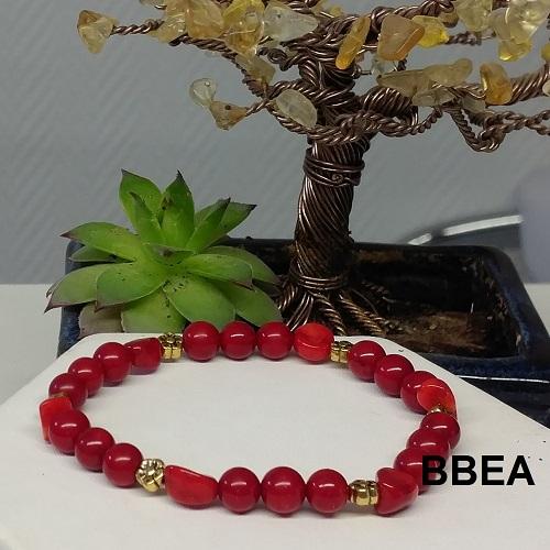 Bracelet corail 2 6