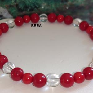 Bracelet corail 2 8