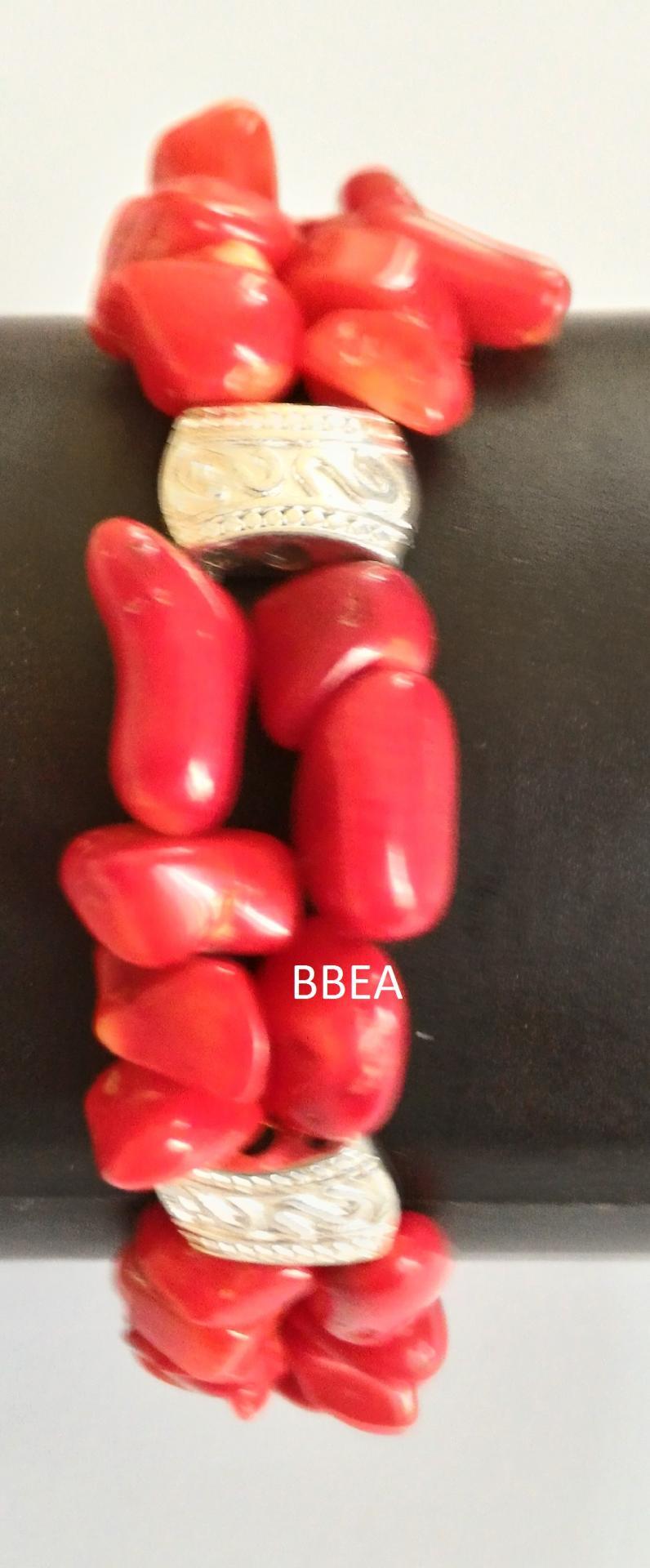 Bracelet corail 3 2