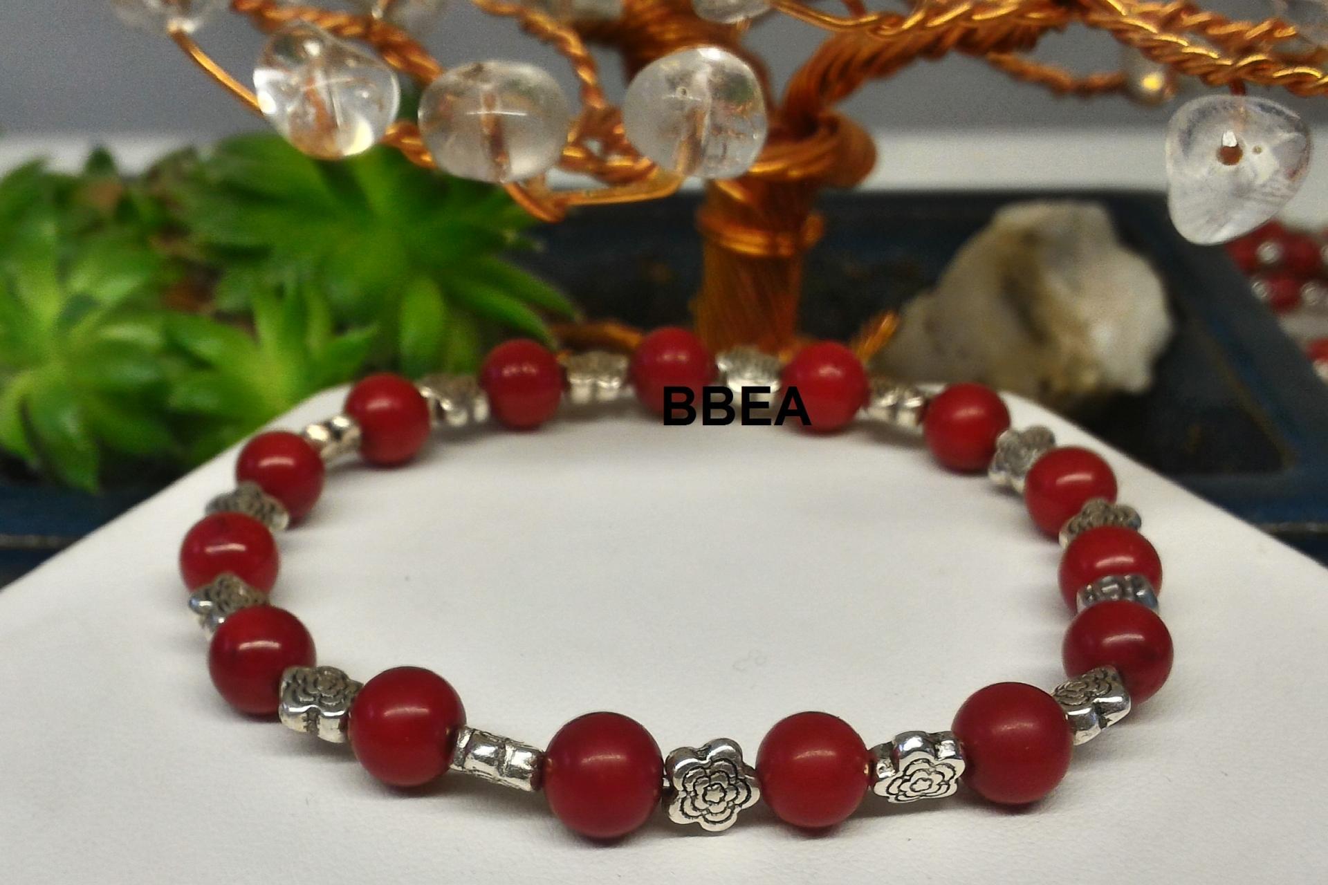 Bracelet corail 3 4