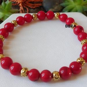 Bracelet corail 3 5